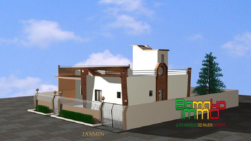 Elegant Vente Neuf Construire Yirimadio Bamako Mali Refz906 Construire Sa Maison T4  Cuisine Interieure Yirimadio Bamako
