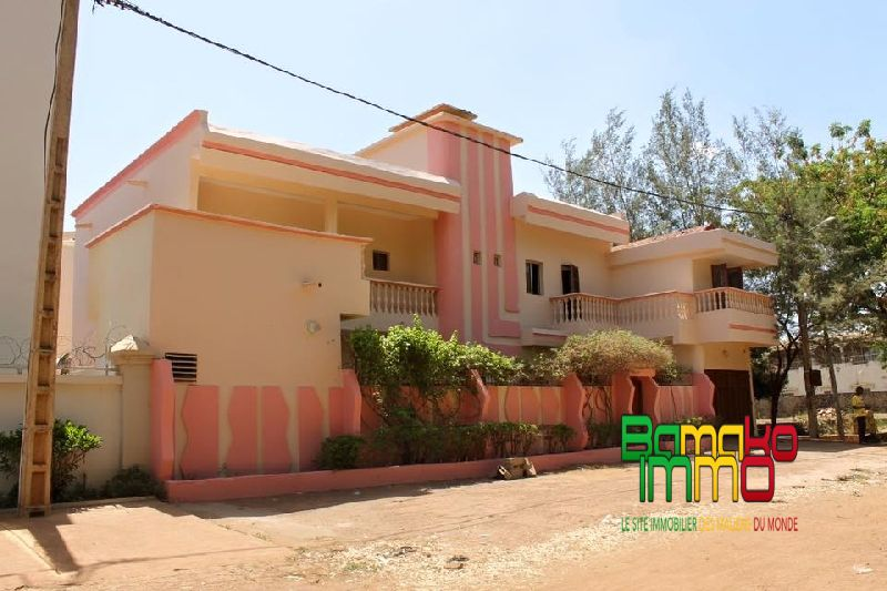 Location villas cit du niger ref tdi5040 villa a for Villa a bamako