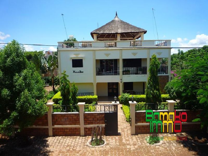 Location villas kalaban koro villa bamako mali for Villa a bamako