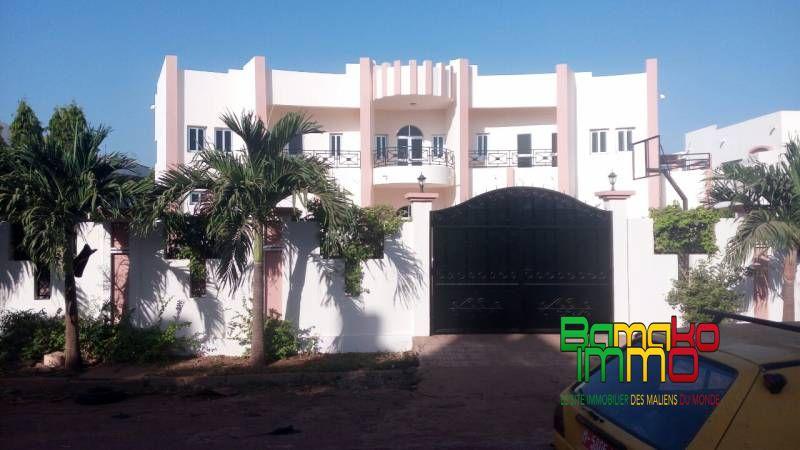 vente villas cit du niger cit du niger tdi5266 villa vendre la cit du niger. Black Bedroom Furniture Sets. Home Design Ideas