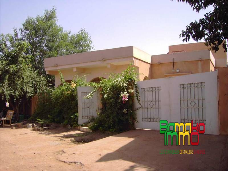 Location villas meubl es faladi faladi sema for Villa a bamako