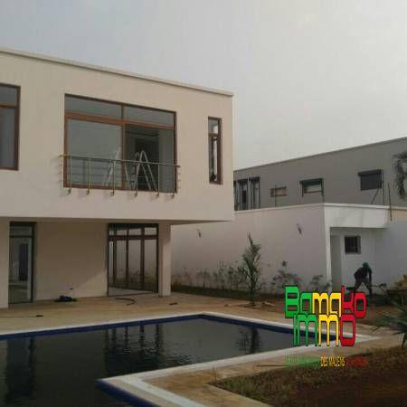 Vente villas bamako immobilier le site des maliens for Acheter une maison a abidjan