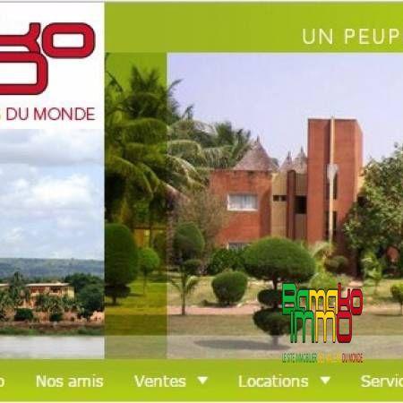 Vente  Neuf A Construire  Bamako Immobilier  Le Site Des Maliens