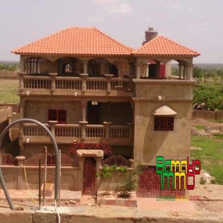 plan appartement bamako